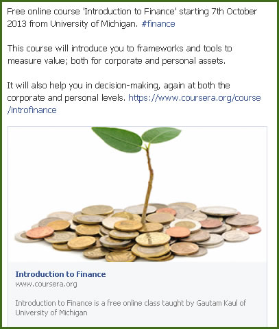 intro to finance Meant for students who want to become proficient in financial model but have little to no experience in finance and/or excel want to learn financial modeling without.